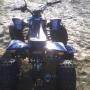 Vendo o permuto cuatriciclo yumbo 4 track 110cc