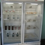 Vitrina refrigerada 2 puertas solo 7 meses de uso