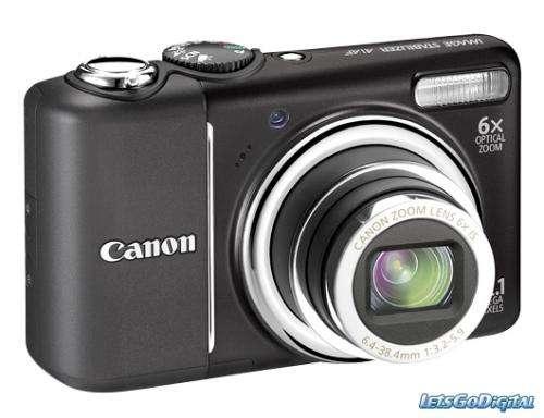 Camara canon powershot a 2100 is