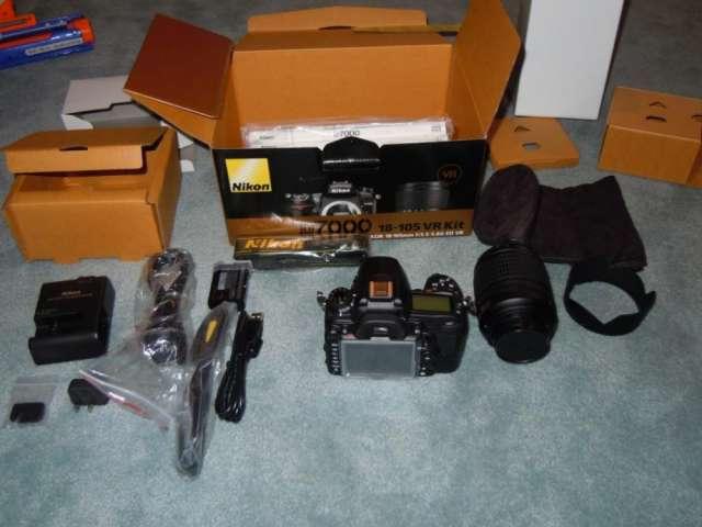 Para la venta nueva nikon d7000 16mp cámara digital slr