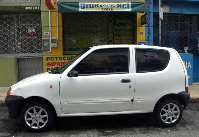 Fiat seicento blanco, como nuevo.!!