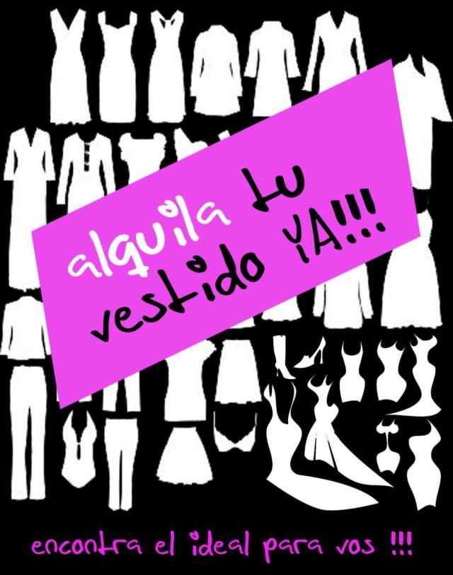 Alquiler vestidos de fiesta,zapatos y accesorios en Montevideo ...