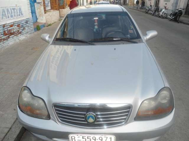 Auto impecable,geely ckgl 4 puertas