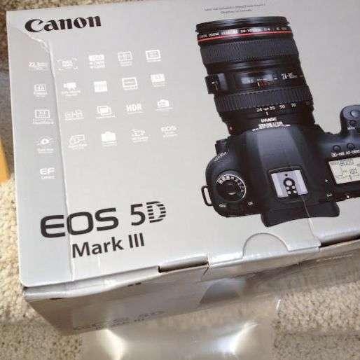 Venta canon eos 5d mark iii 22.3mp cámara digital slr