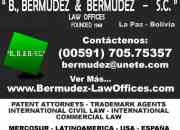 B., Bermúdez & Bermúdez - S.C: Especialistas en Constitucion de Sucursales de Sociedades Extranjeras, en Uruguay