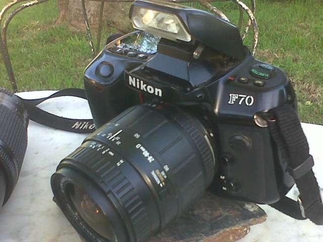 Càmara de fotos nikon f70 autofoco 35 mm