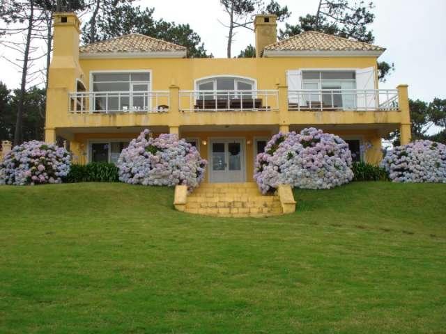 Alquiler casa punta del este club de campo laguna blanca
