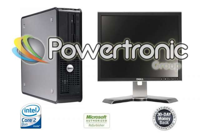 Powertronic - computadoras usadas y monitores lcd usados desde miami