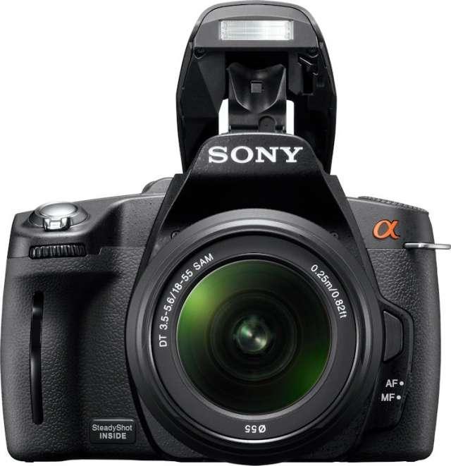 Sony alpha a390 oportunidad eqiopo de fotografia pro