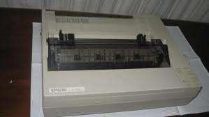 Impresora epson lx 810 matriz de puntos