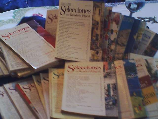 Vendo colecciones y antigüedades, selecciones, etc...