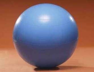 Fotos de Pelota o fitball grande para pilates, rehabilitacion y local 2