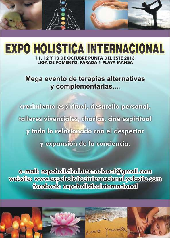 Expo holistica internacional punta del este 2013