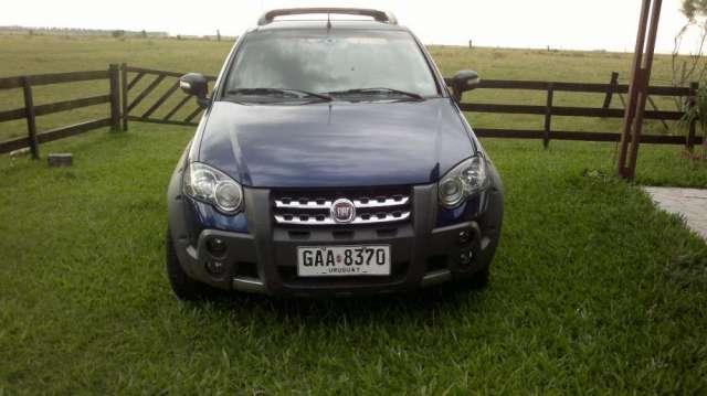 Fiat strada adventure en excelentes estado