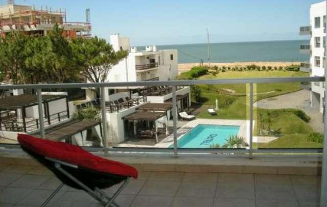 Apartamento parada 37 mansa frente al mar