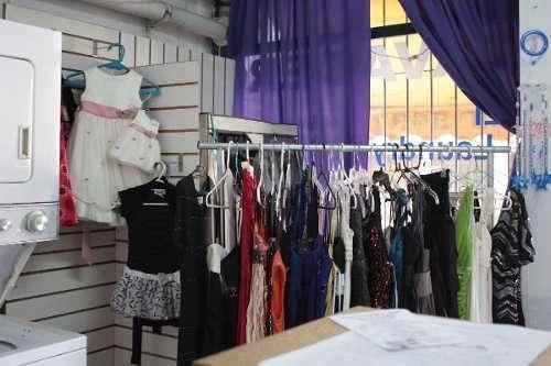 Perchero de ropa para tienda desarmable