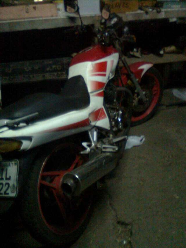 Vendo winer match 1 125 cc