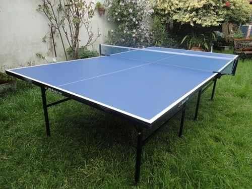 Alquiler de mesas de ping pong profesionales