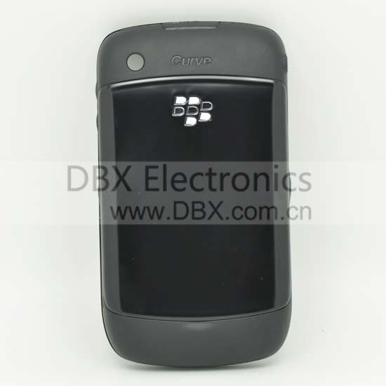 Blackberry curve 8520 housing original juego completo negro