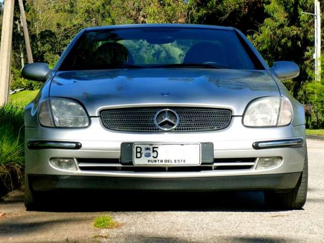 Mercedes benz slk 200 1998 kompressor