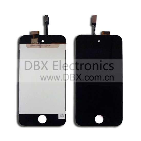 Ipod touch 4 lcd original/completo negro