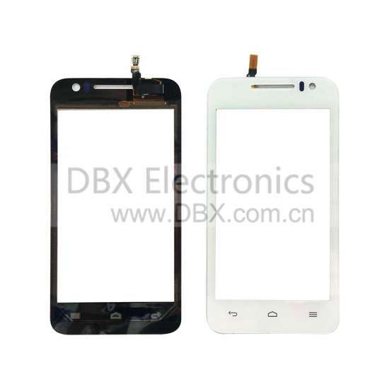 Huawei ascend g330d/u8825d touch display original solo touch scree blanco