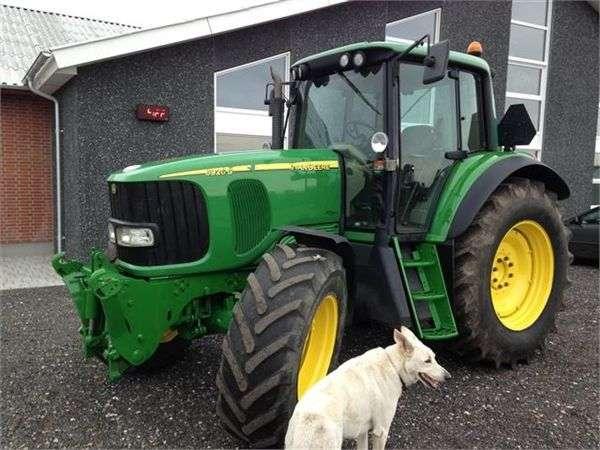 Venta de tractor john deere categoría tractor 140-199cv