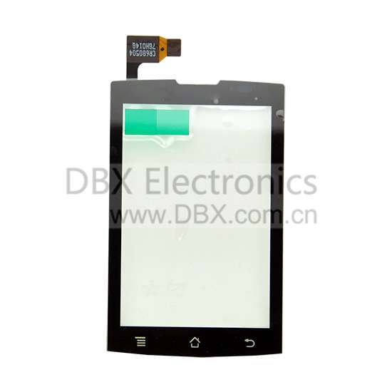 Huawei ascend q/m660 touch display original negro