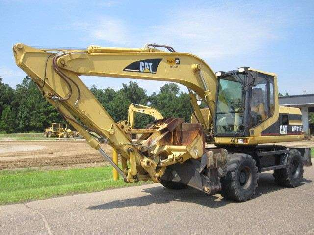 Caterpillar m315 2001