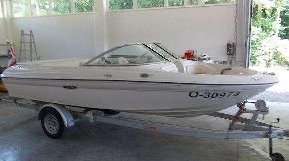 Sport boat sea rea br 180