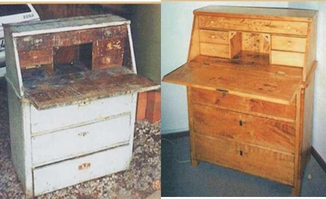 Reciclar muebles de madera palets para hacer de for Reciclar muebles de la basura
