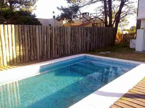 Hermosa casa con piscina, totalmente equipada en manantiales