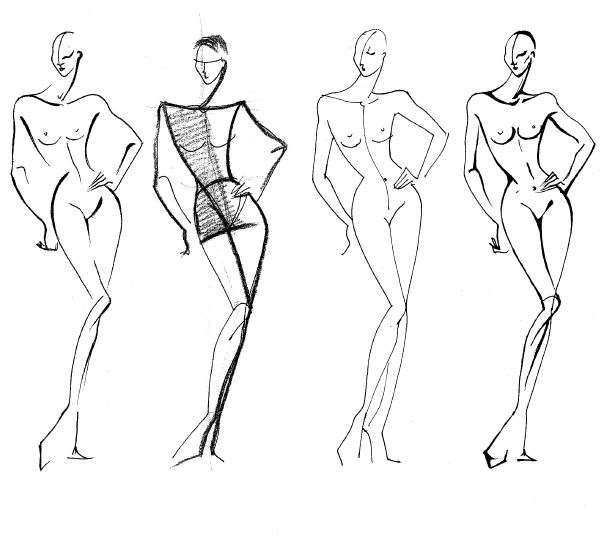 Clases De Diseño De Moda Y Dibujo En Pocitos Cursos Clases 271654