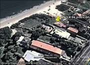 Florianopolis sobre playa casa de 2 dormitorios libre temporada 2016