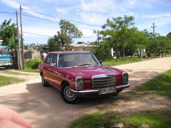 Fotos De Vendo Mercedes Benz 75 Diesel En Pocitos Uruguay