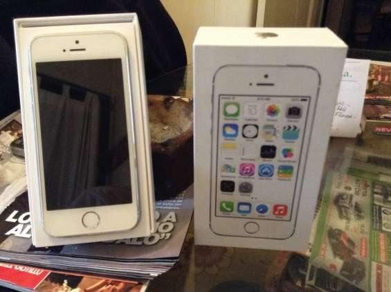 Vendo i phone 5 s, nuevo
