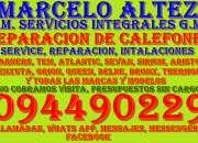 Calefones reparacion y service todas las marcas y modelos