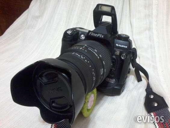 Fujifilm s3pro + sigma 70/300