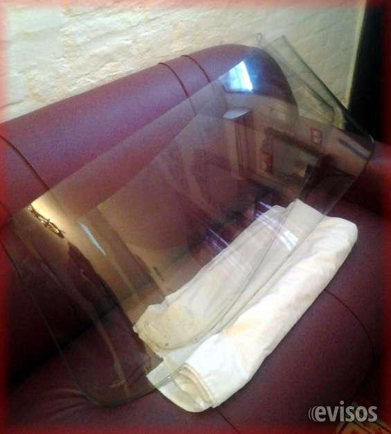 Nsu – prinz 4 – año 62 parabrisa delantero (1) y trasero (1) vidrios laterales (2)