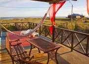 La paloma alquilo cabañas casas frente al mar, alojamiento rocha uruguay, ubicación pr
