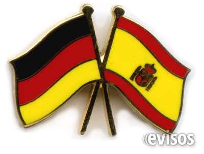 Intercambio idioma aleman- espanol
