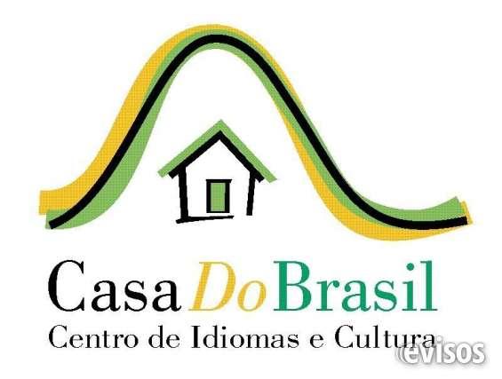 Casa do brasil centro de idiomas y cultura