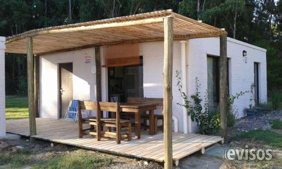 Alquilo casa para 4 personas en balneario bella vista
