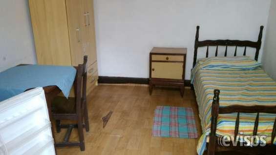 Tu habitacion individual wifi frigobar , tranquilidad y gastos incluidos 8800