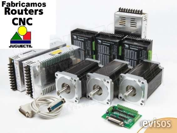 Cnc fabricacion de routers y venta de partes,pantografos,fresadora,