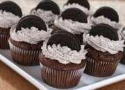 Cupcakes rellenos para el día de la madre