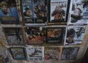 Vendo coleccion de western movies originales de U.S. mas de 70 peliculas .