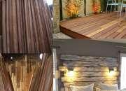 Tablas de piso de madera pino tea machiembradas t…