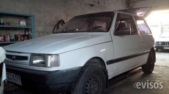 Fiat uno 1994 impecable al dia.