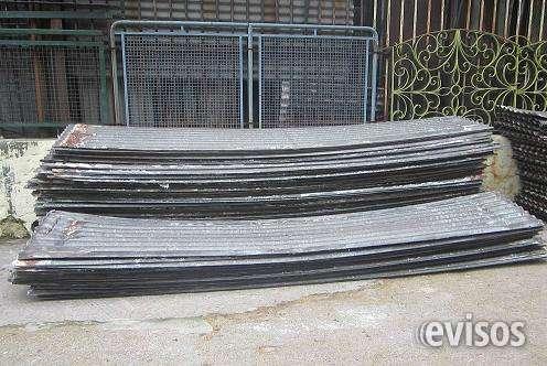 Chapas de zinc carrara demoliciones tel: 22035217